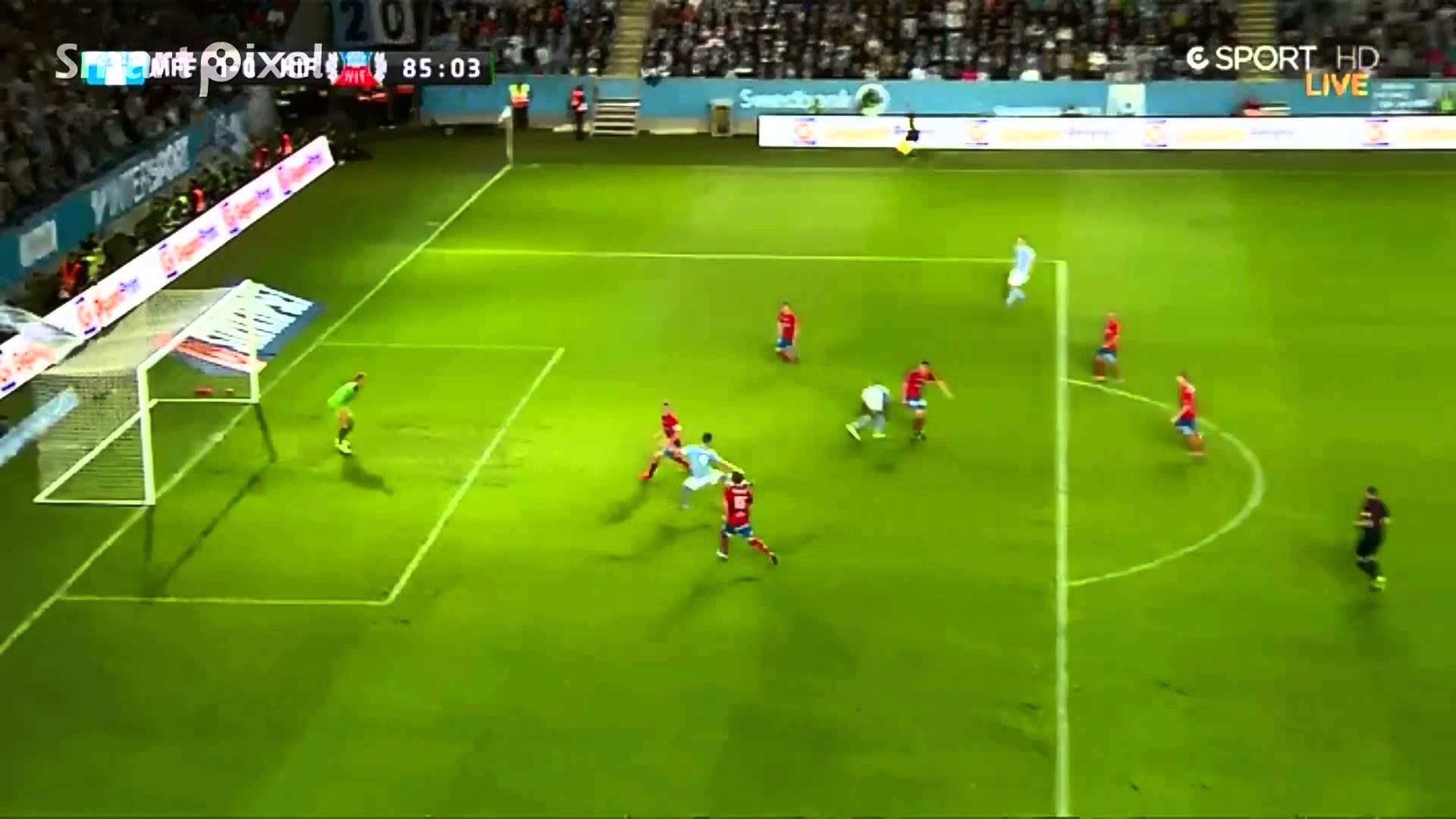 Video: Malmö FF – Helsingborgs IF (1-1), Allsvenskan