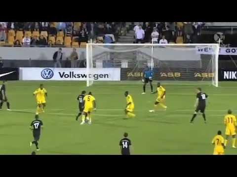 Video: Neuseeland – Jamaica (2-3), Testspiel