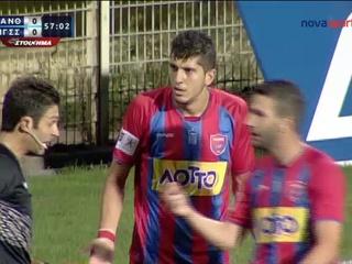 Video: Panthrakikos – Panionios (1-0), Super League