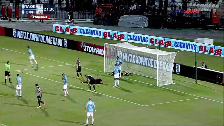 Video: PAOK – OFI (4-0), Super League