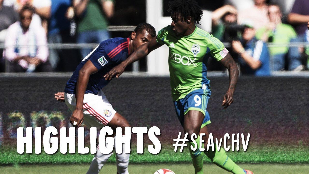 Video: Seattle Sounders –  CD Chivas (4-2), MLS