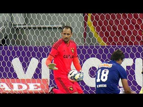 Video: Sport Recife – Cruzeiro (0-0), Serie A