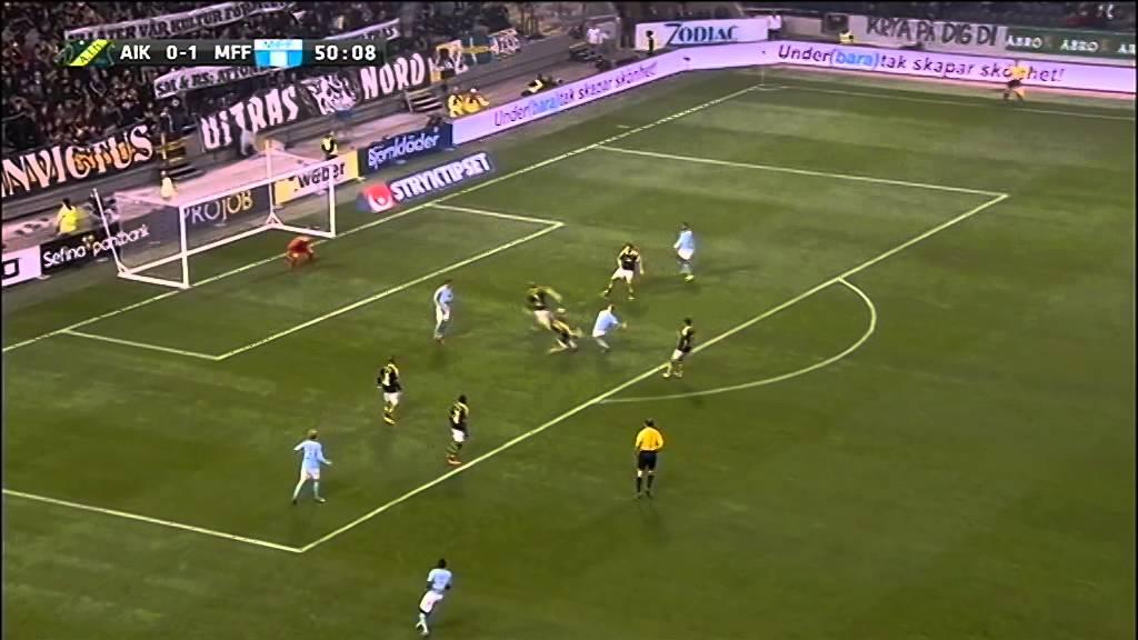 Video: AIK Solna – Malmö FF (2-3), Allsvenskan
