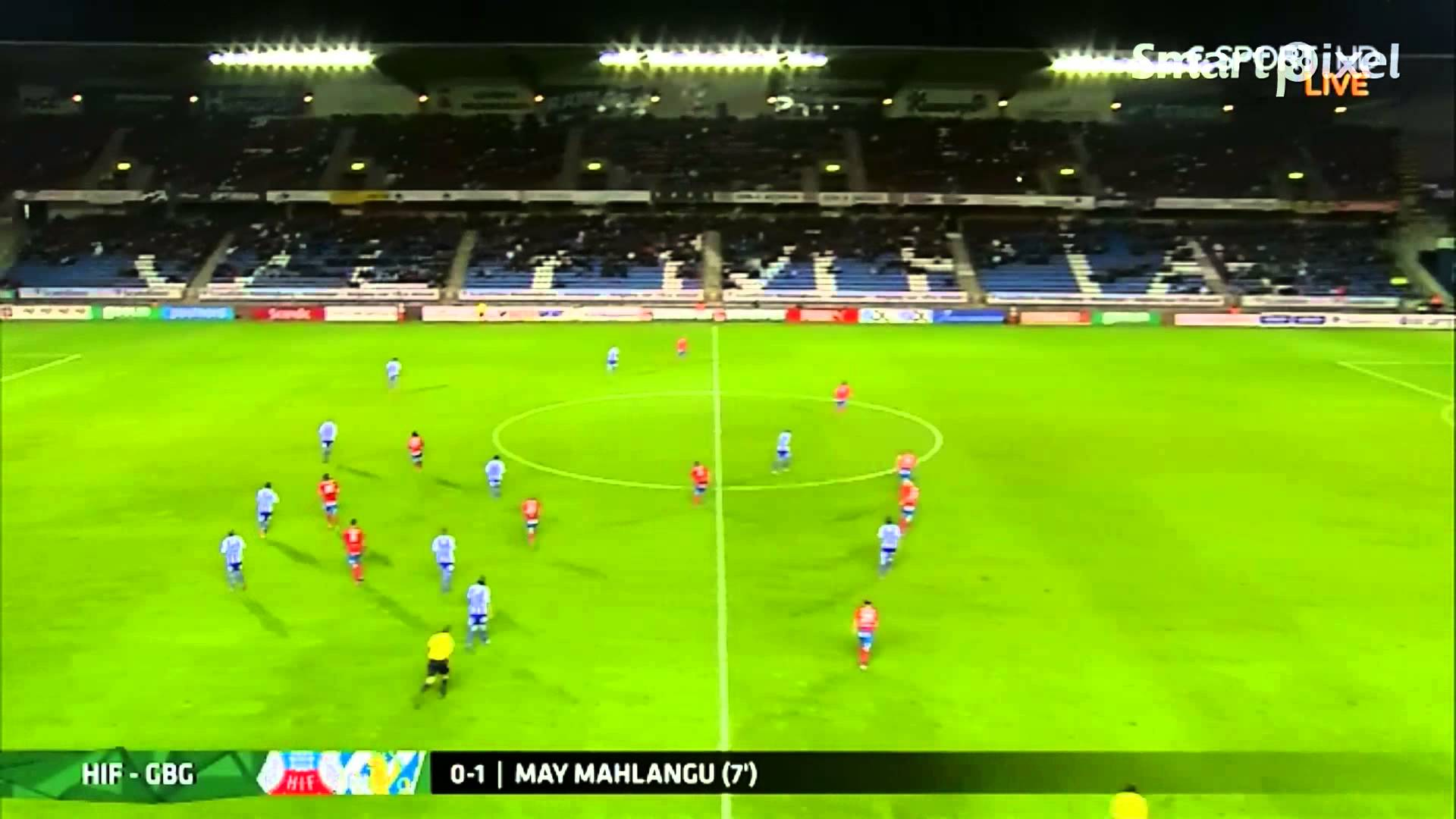 Video: Helsingborgs IF – IFK Göteborg (0-3), Allsvenskan