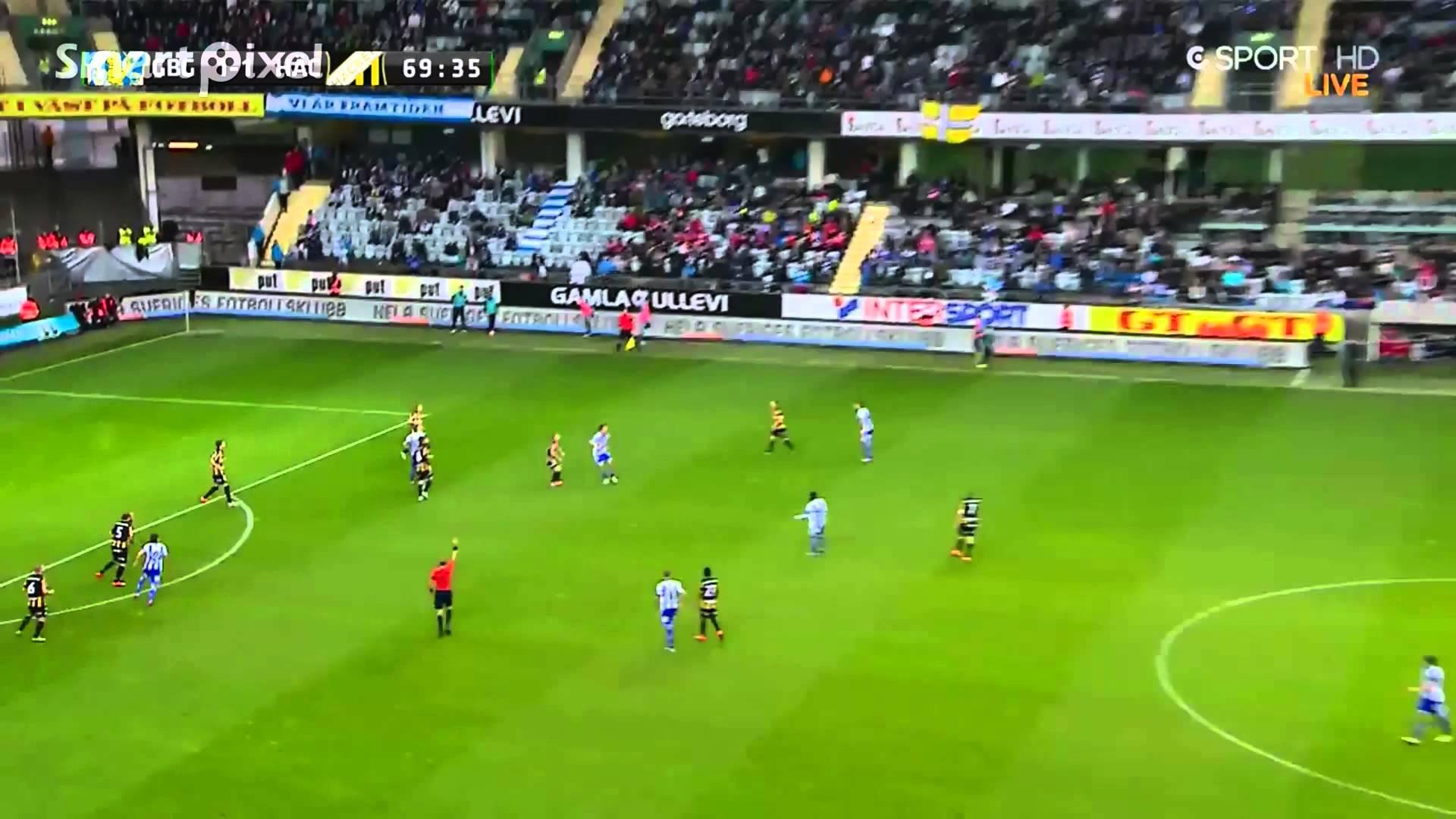 Video: IFK Göteborg – BK Häcken (3-2), Allsvenskan
