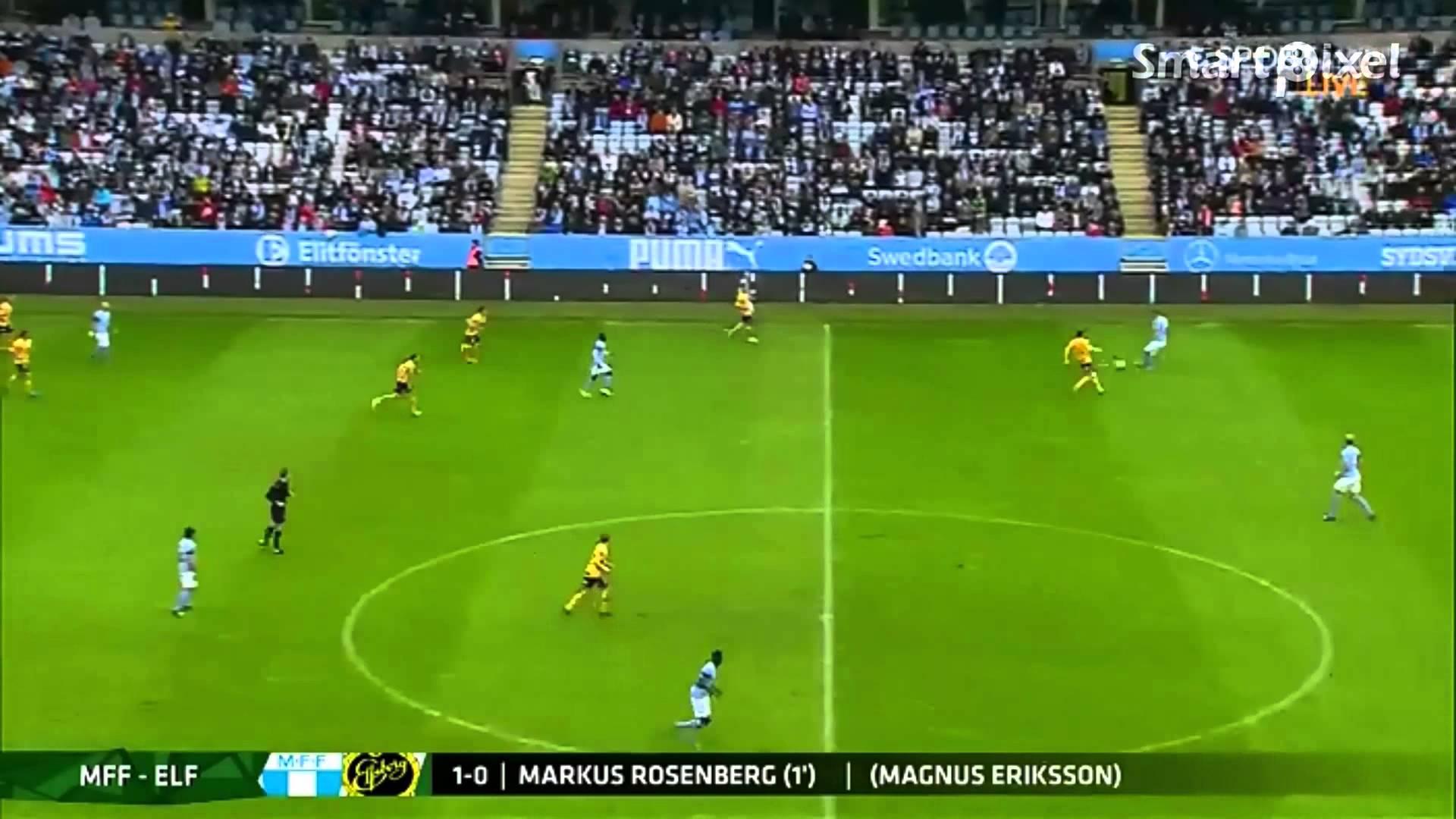 Video: Malmö FF – IF Elfsborg (1-2), Allsvenskan