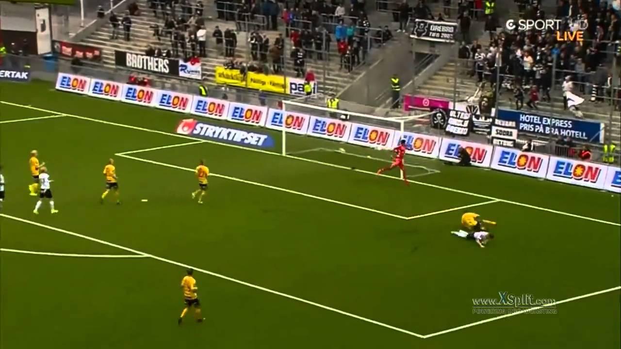 Video: Örebro – Elfsborg (5-1), Allsvenskan