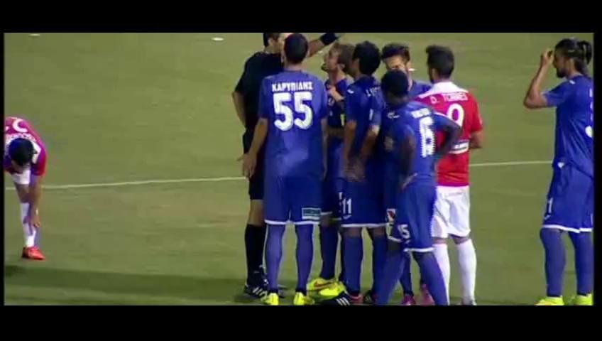 Video: Platanias – Skoda Xanthi (1-0), Super League