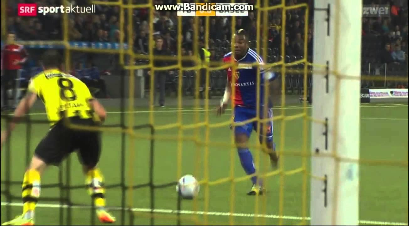 Video: Young Boys – FC Basel (0-1), Super League
