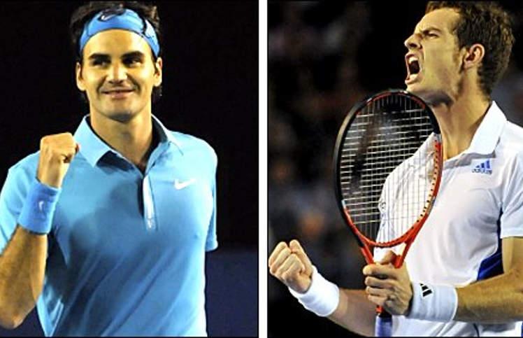 ATP Finals 2014 Federer Murray