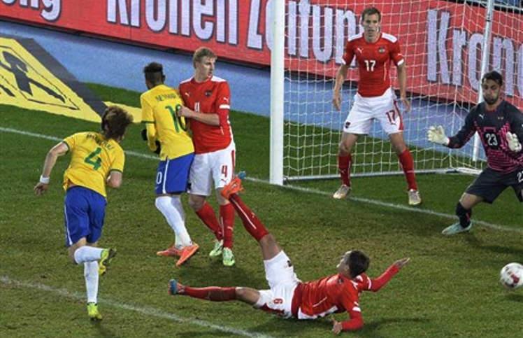 Video Österreich Brasilien