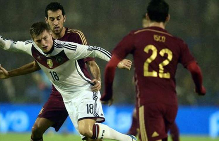 Video Spanien Deutschland
