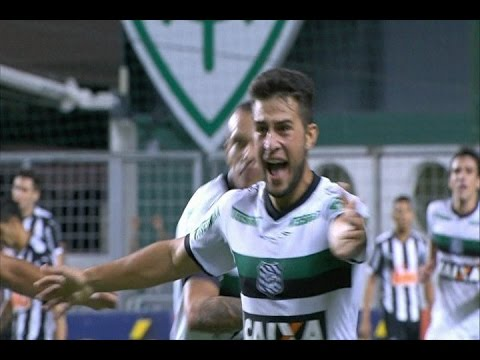 Video: Atletico MG – Figueirense (1-1), Serie A