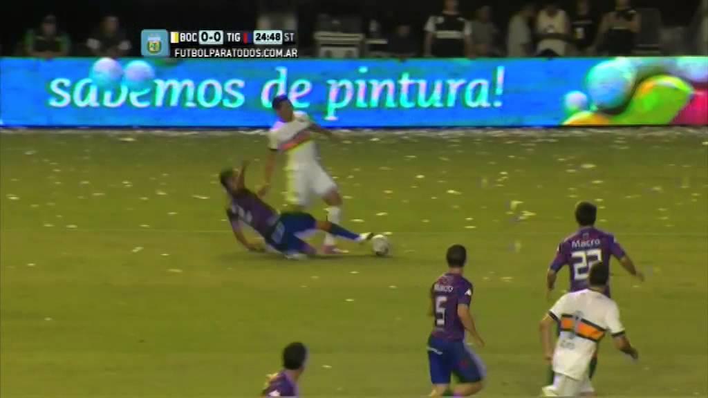 Video: Boca Juniors – Tigre (2-0), Primera Division
