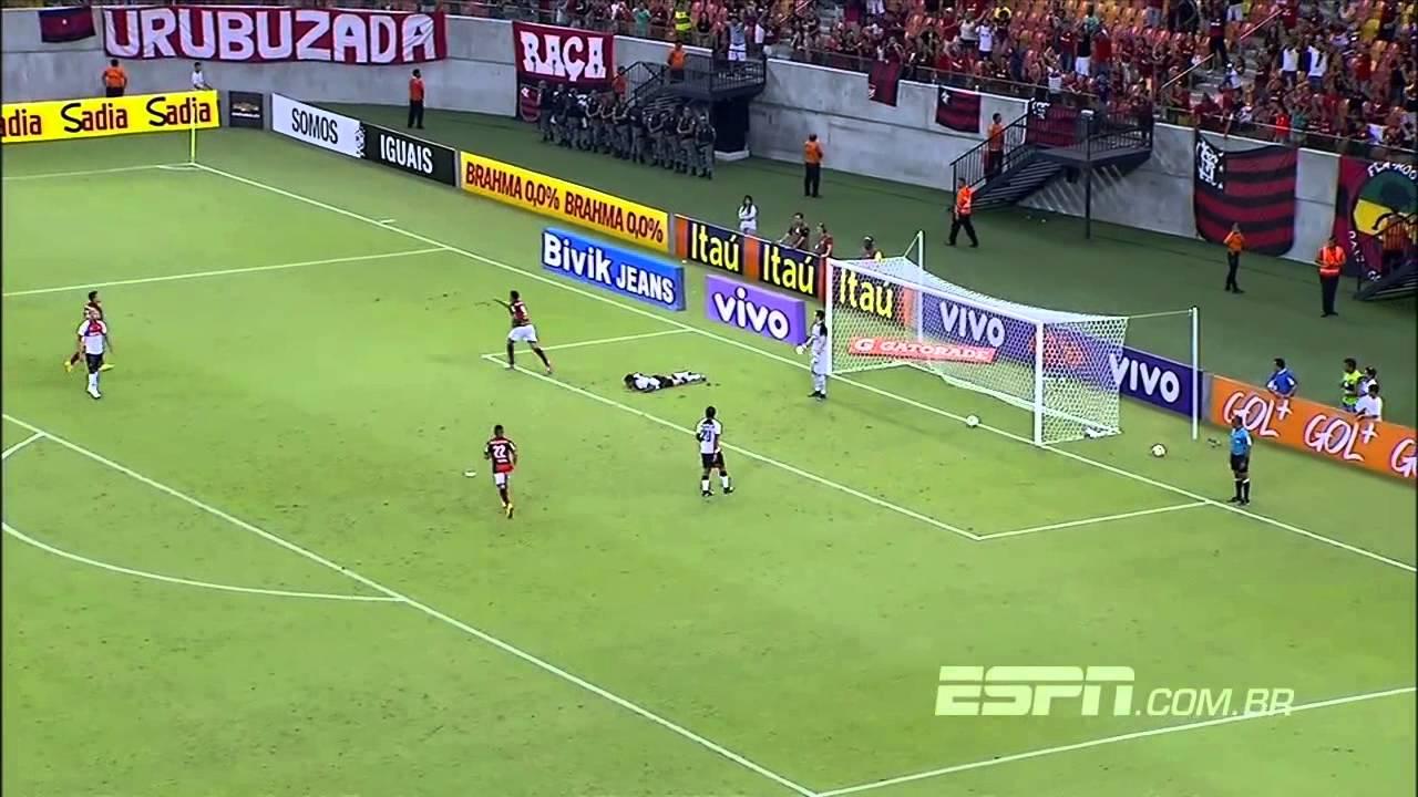 Video: Flamengo – Vitoria (4-0), Serie A