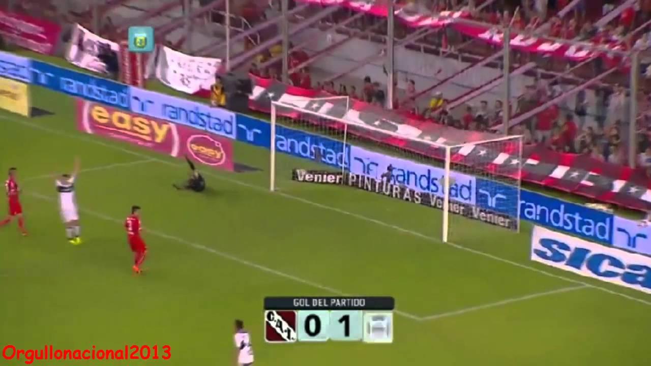 Video: Independiente – Gimnasia (0-1), Primera Division