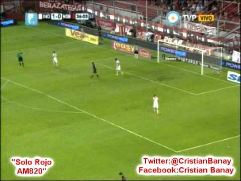 Video: Independiente – Newell's Old Boys (1-0), Primera Division