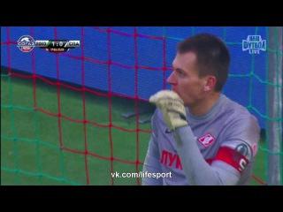 Video: Lokomotive – Spartak Moskau (1-0), Premier Liga