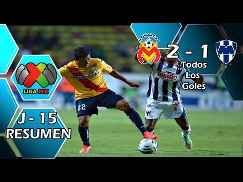 Video: Monarcas – Monterrey (2-1), Liga MX