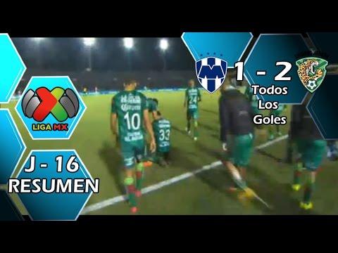 Video: Monterrey – Chiapas (1-2), Liga MX