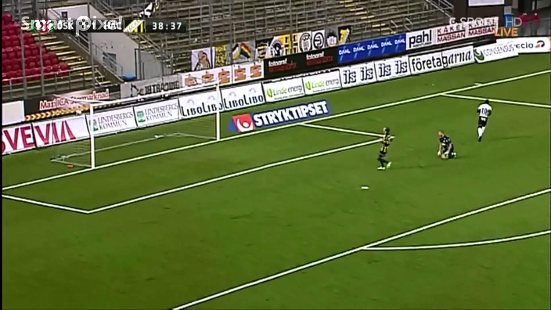 Video: Örebro – Häcken (5-2), Allsvenskan