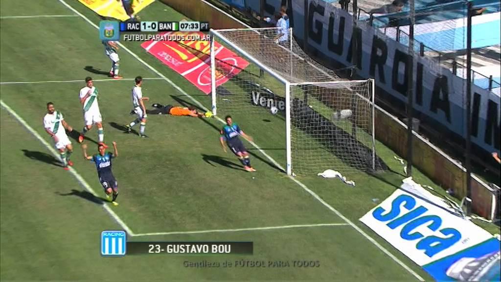 Video: Racing – Banfield (1-0), Primera Division