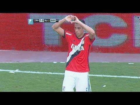 Video: River Plate – Olimpo (1-1), Primera Division