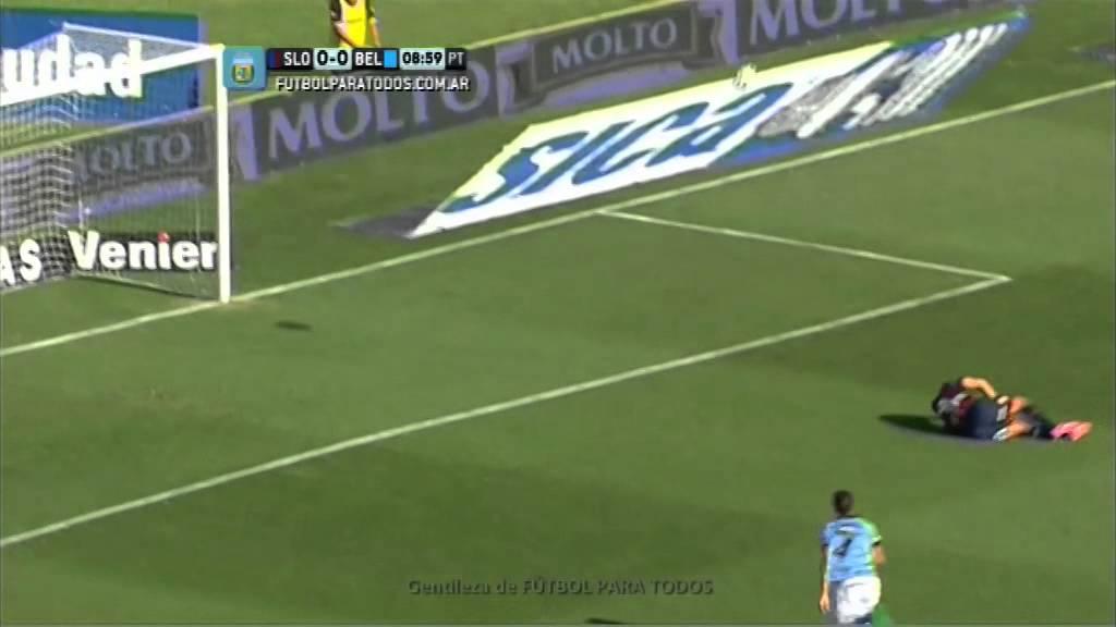 Video: San Lorenzo – Belgrano (4-0), Primera Division
