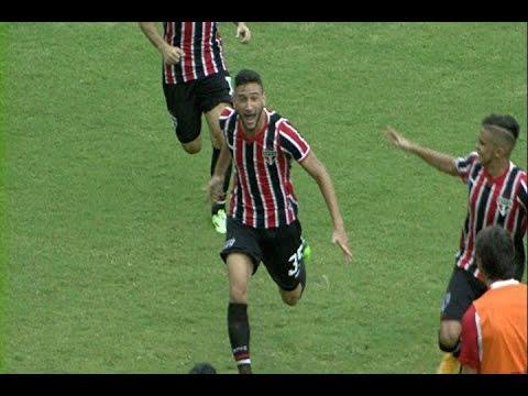 Video: Santos – Sao Paulo (0-1), Serie A