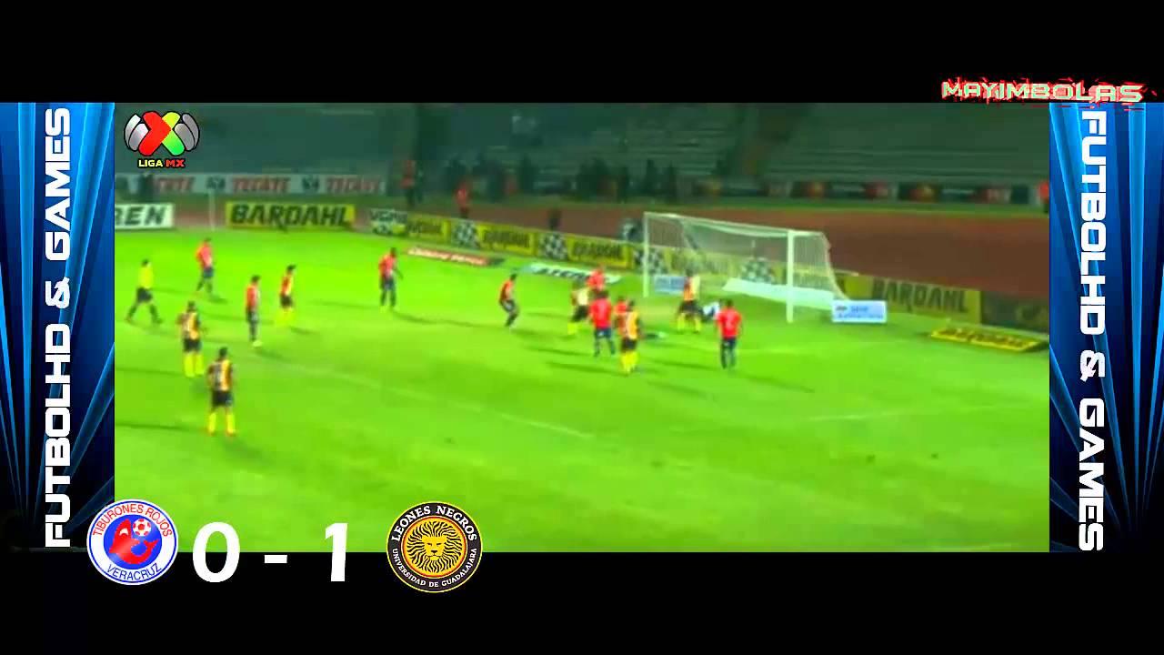 Video: Veracruz – Universidad Guadalajara (0-1), Liga MX