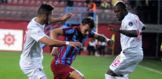 Video Trabzonspor 1-4 Eskisehirspor