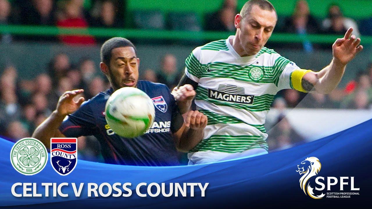 Video: Celtic – Ross County (0-0), SPFL