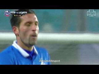 Video: Dynamo Moskau – Amkar Perm (5-0), Premier Liga