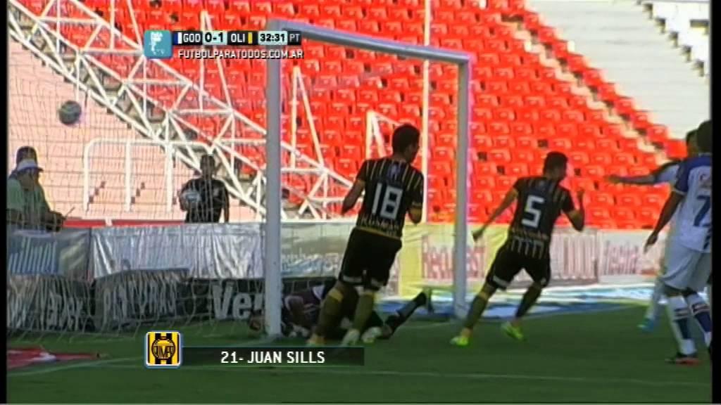 Video: Godoy Cruz – Club Olimpo (0-3), Primera Division