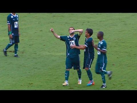 Video: Goias – Chapecoense (4-2), Serie A