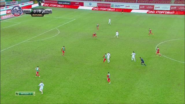 Video: Lokomotive – Ural (1-0), Premier Liga