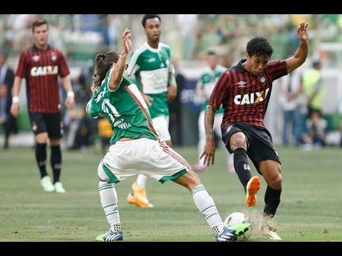 Video: Palmeiras – Atletico PR (1-1), Serie A