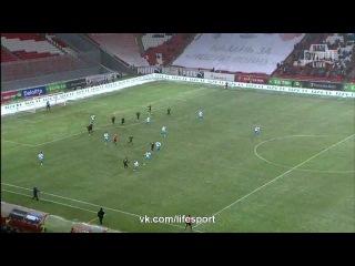 Video: Rubin Kasan – Zenit (0-1), Premier Liga