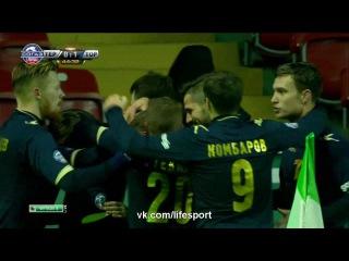 Video: Terek Grosny – Torpedo Moskau (0-1), Premier Liga