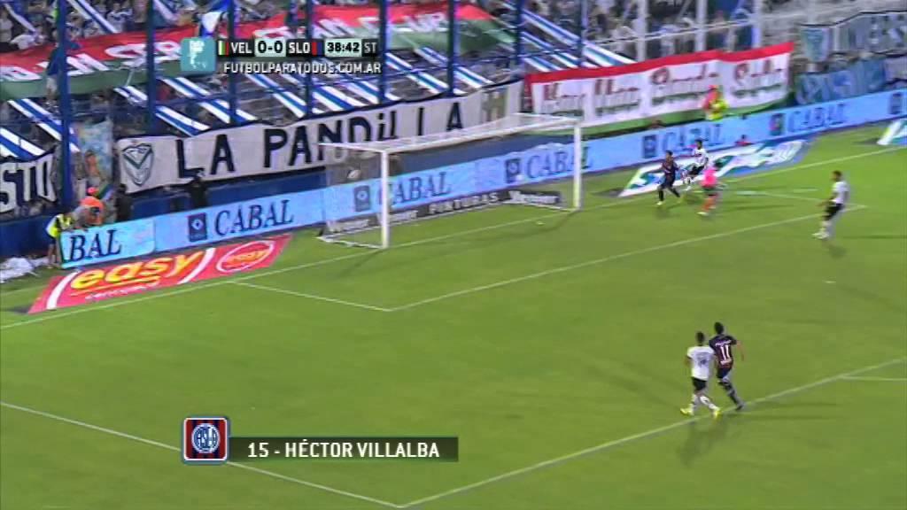 Video: Velez – San Lorenzo (0-2), Primera Division