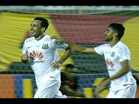 Video: Vitoria – Santos (0-1), Serie A