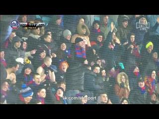Video: ZSKA – Amkar Perm (2-1), Premier Liga