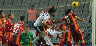 Video Besiktas 0-2 Galatasaray