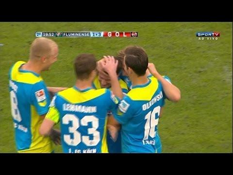 Video: 1. FC Köln – Fluminense (3-2), Testspiel