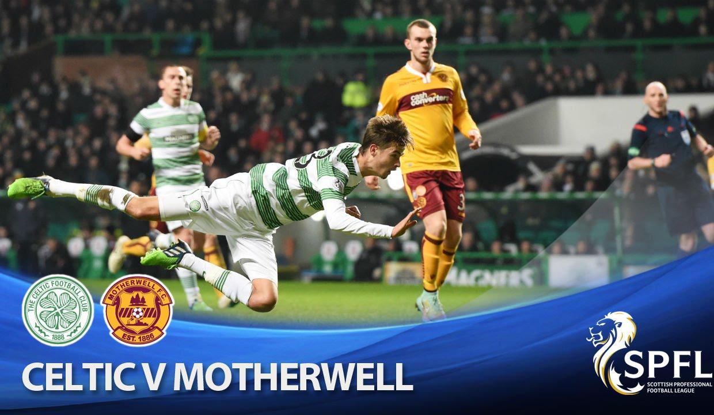 Video: Celtic – Motherwell (4-0), SPFL