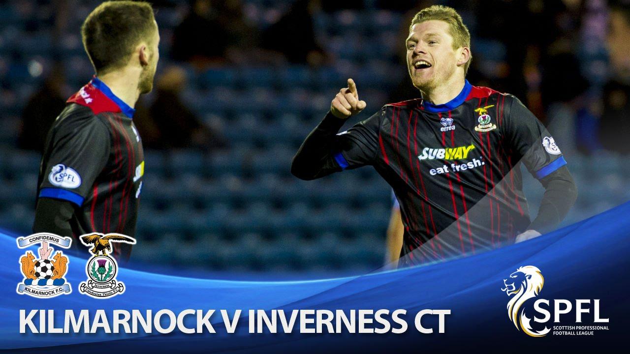 Video: Kilmarnock – Inverness (1-2), SPFL