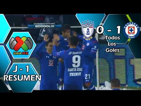 Video: Pachuca – Cruz Azul (0-1), Liga MX