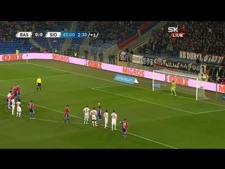 Video: Basel – Sion (1-1), Super League