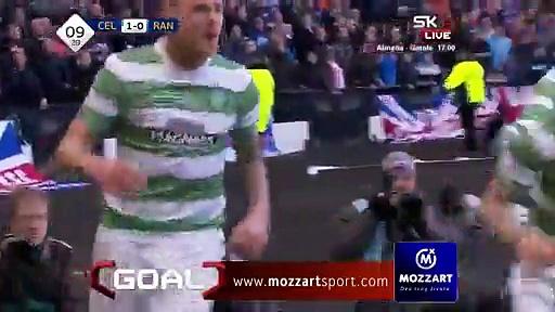 Video: Celtic – Rangers (2-0), League Cup