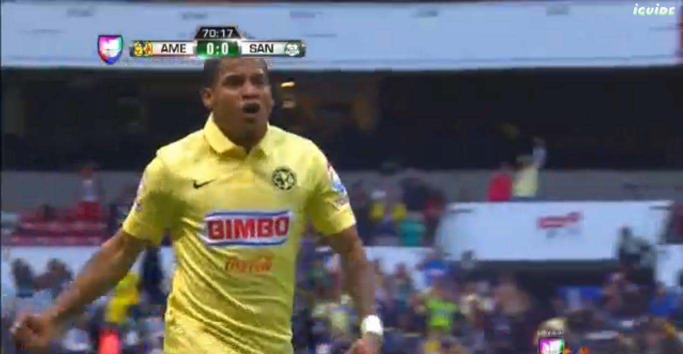 Video: America – Santos Laguna (1-0), Liga MX